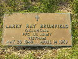 Larry Ray Brumfield