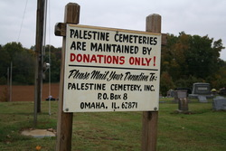 Palestine Cemetery #2