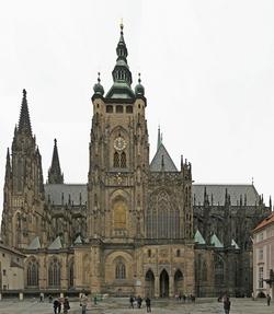 Katedrála svatého Víta Václava a Vojtěcha
