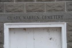 Clark Warren Cemetery