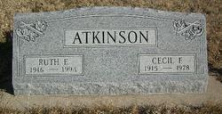 Cecil Francis Atkinson