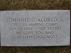 Johnnie C Aldredge