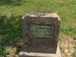 Elizabeth <I>Walters</I> Grover