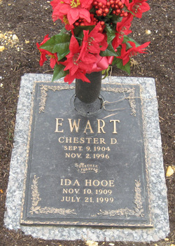 Chester Dale Ewart