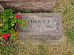 Mildred F <I>Holden</I> Sherwood