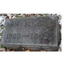 Anne M. <I>Darlington</I> Case