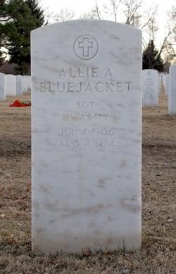 "Allie Amos ""BUS"" Bluejacket"