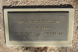 Michael E Cullen