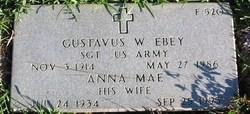 Gustavus W. Ebey