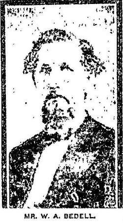 William A. Bedell
