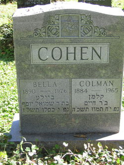 Colman Charles Cohen