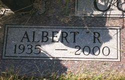 Albert R Curtis