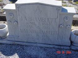 Armenda <I>Redd</I> Bramblett