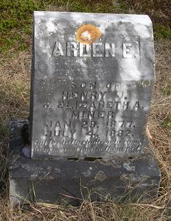 Arden E. Miner