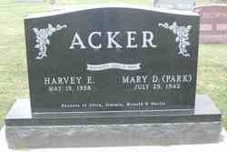 Harvey E Acker