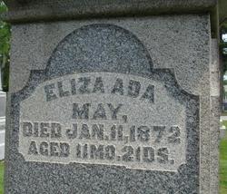 Eliza Ada May Thompson