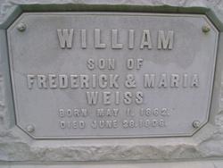 William Friedrich Weiss
