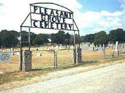 Pleasant Grove Cemetery #03