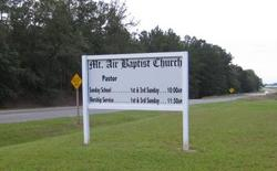 Mount Air Baptist Church Cemetery