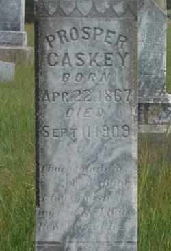 Prosper Caskey