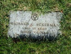 Richard Gilbert Ackerman