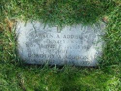 Warren Arthur Addison