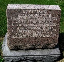 Mary C. <I>Lash</I> Hann