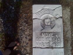 Harriet E <I>Ray</I> Moye