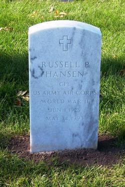 Russell P Hansen