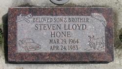 Steven Lloyd Hone