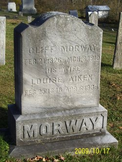 """Clifford """"Cliff"""" Morway"""