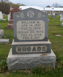 William Michael Rhoads
