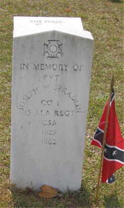 Joseph W Spradlin