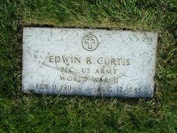 Edwin R Curtis
