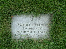 Robert Keith Curtis
