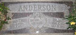Eliza Arthella <I>Mason</I> Anderson