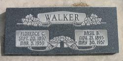 Basil Burrows Walker