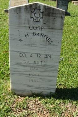 Corp Richard H. Barnes