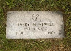 PFC Harry M. Atwell