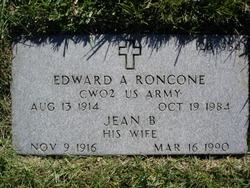Jean B Roncone