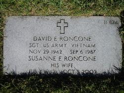 David E. Roncone
