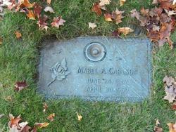 Mabel A. <I>Nelson</I> Carlson