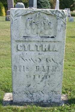 Cynthia <I>Blinn</I> Bates