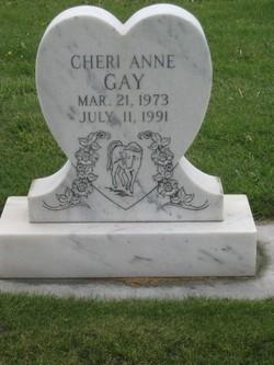 Cheri Ann <I>Gay</I> Alarcon