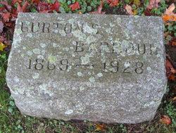 Burton S Barbour