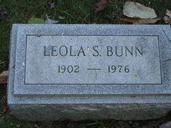 Leola S. <I>Carl</I> Bunn