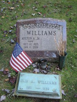 Iris A. <I>Carll</I> Williams