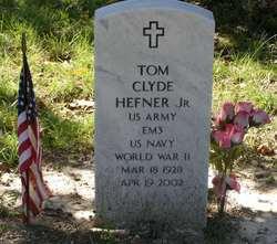 Tom Clyde Hefner, Jr
