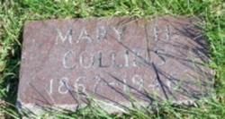 Mary H. <I>Oneil</I> Collins