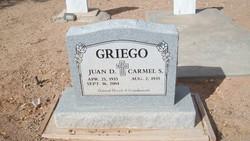 Carmel S. Griego